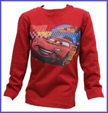 Disney Pixar Cars Red T-shirt  6  Years Available  (TS0030)