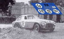 Calcas Ferrari 166 MM Berlinetta Le Mans 1951 32 1:32 1:24 1:43 1:18 decals
