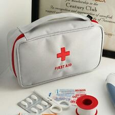 Large Medicine Bag Travel Outdoors Camping Pill Storage Bag First Aid Emergency