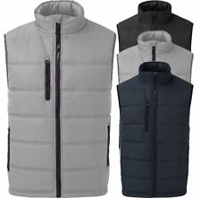 Boys Mens Quilted Padded Sleeveless Vest Zip Up Out Door Warm Winter Jacket LOT