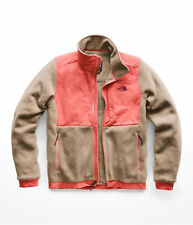 The North Face Denali 2 Jacket Women Falcon Brown Heathered/Faded Rose NF0A3SX2
