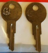 HK1 - HK202 2 New Key For Kimball Furniture Lock Key cut to your code: HK1-HK202