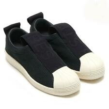 1809 adidas Originals Superstar Slip On Women's Sneakers Sports Shoes BY9137