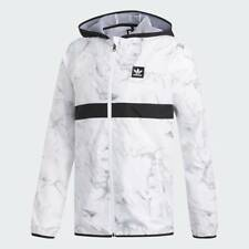 ADIDAS SKATEBOARDING BB PACKABLE WIND JACKET WHITE  SOLID GREY  BLACK a53aae6aa