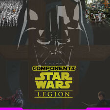 Single Star Wars Legion Miniatures Game Components