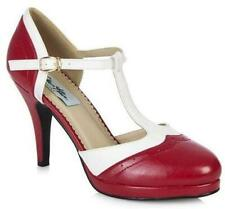 fd73ea097da Collectif LULU HUN Dorothy Red Sparkle Shoes Size 60 results. You ...
