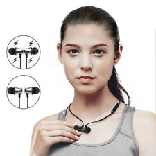 AURICOLARI BLUETOOTH 4.1 STEREO per SPORT Cuffie Wireless iPhone Samsung Headset