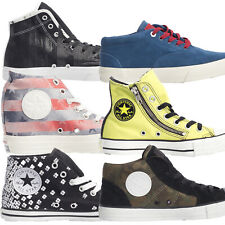 Converse Chuck Taylor Womens Trainers Hi Low All Star All Sizes Unique Styles