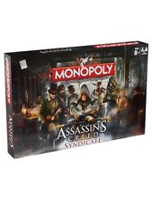 Assassins Creed Syndicate Monopoly Board Game