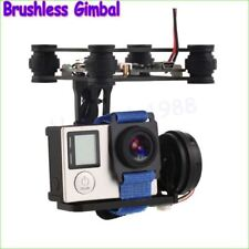 Wholesale 1set FPV 2 Axle Brushless Gimbal With Controller For  Phantom GoPro 3