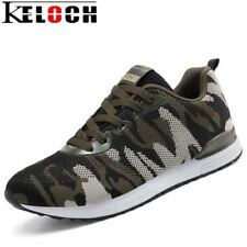 Keloch 2017 New Camouflage Military Unisex Running Shoes Men Women Breathable Fl