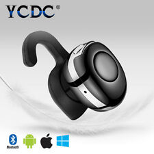 YCDC In-Ear mini Bluetooth Headset for Mobile Phone Earbud+Hook Stereo Noise