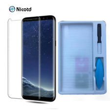 Screen Protector For Samsung Note 9 S9 S8 Plus Note8 9 Curved Tempered Glass