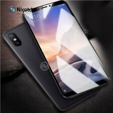 Nicotd Tempered Glass For Xiaomi Mi Max 3 4D full cover Screen Protector