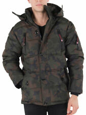 Canada Weather Gear Men's Insulated Jacket