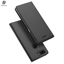 Oneplus 5T Case DUX DUCIS Luxury Leather Case for OnePlus 5T Wallet Flip Cover
