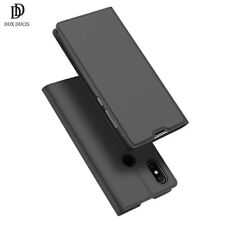 DUX DUCIS Leather Flip Case for Xiaomi Mi Mix 2S Stand Book Wallet Phone Cover