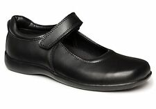 New Clarks Elise Kids/Girls Leather Mary Jane School Shoes