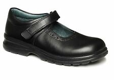 New Clarks Laura Girls Mary Jane Black School Shoes