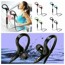 inalambrico Auricular Bluetooth Auriculares deportivos For Android IPhone