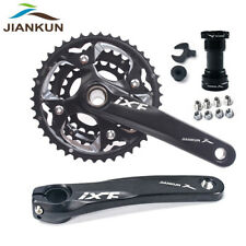 MTB Bike Crankset 10 Speed 24/32/42T 104BCD Triple Chainring fit Shimano,