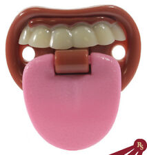 BILLY BOB PACIFIER - Baby Tongue - INFANT ACCESSORY