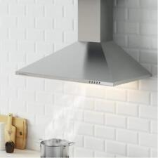 CIARRA Stainless Steel Chimney Cooker Hood 90cm Range Hoods 900mm Kitchen Extrac