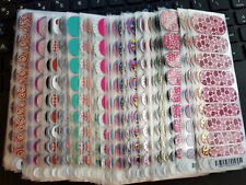 Jamberry HALF SHEETS (HTF, VHTF, Current, Retired, Exclusives, Stylebox)
