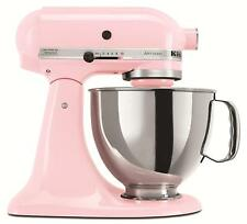 KitchenAid KSM150PSPK Artisan Series 5-Qt. Stand Mixer with Pouring Shield PINK