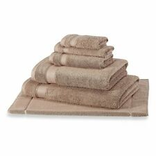 Latte 100% Hygro Cotton Towel, Extra Soft & Absorbent (Individual or Set)
