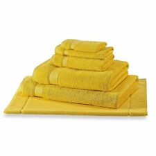 Mimosa 100% Hygro Cotton Towel, Extra Soft & Absorbent (Individual or Set)