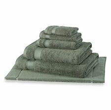 Sage 100% Hygro Cotton Towel, Extra Soft & Absorbent (Individual or Set)