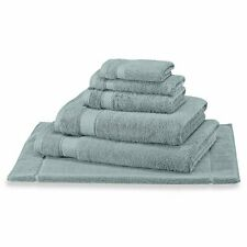 Sea Blue 100% Hygro Cotton Towel, Extra Soft & Absorbent (Individual or Set)
