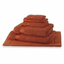 Spice Red 100% Hygro Cotton Towel, Extra Soft & Absorbent (Individual or Set)
