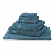 Teal 100% Hygro Cotton Towel, Extra Soft & Absorbent (Individual or Set)