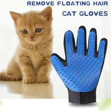 Bath Brush Cat Dog Comb Grooming Glove Pet Shedding Grooming Gloves Comb Hand Sh