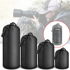 Matin Neoprene Waterproof Soft Camera Lens Pouch Bag Case Protector - S M L XL