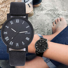 Fashion Women Ladies Leather Band Watches Casual Quartz Analog Wrist Watches