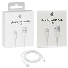 Lightning Cable For Apple iPhone X XS 7 Plus 6 8 USB Charging Cord Sync Data