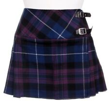 Clever New Scottish Tartan Wedding Mens Kilt 8 Yard Polyviscose In Heritage Of Scotland Lovely Luster Clothing, Shoes & Accessories Scotland