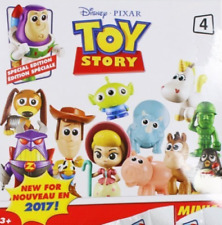 """Disney Pixar Toy Story 2"""" Special Edition 2017 Minis by Mattel"""