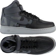 Nike Air Force 1 High 07 Lv8 Black/Grey Men's Shoes Lifestyle Comfy Sneakers