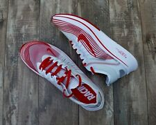 """*New* Nike Zoom Fly SP """"Tokyo"""" Men's Select-a-Size White/Red AJ9282-100"""