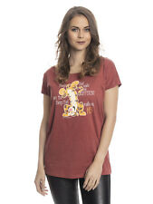 Winnie the Pooh Winnie The Pooh Different Girl Loose Shirt red-melange