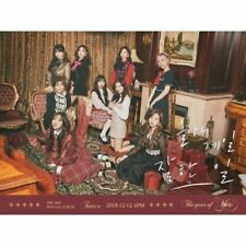 """[TWICE] 3rd Special """"The Year Of Yes"""" (A Ver.) CD+Book+Cards+etc+PreGift+POSTER"""