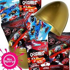 DISNEY CARS GIFT BUNDLE 6x Toys - Diecast Minis, Ice Racers, Ooshies Blind Bags