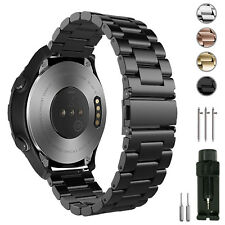 Stainless Steel Metal Watch Band For Huawei Watch & Watch GT & Watch 2 Pro Strap