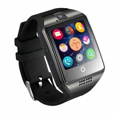 Q18 Bluetooth Sim card Smart Watch Phone Wrist watch for Android & iOS UK STOCK