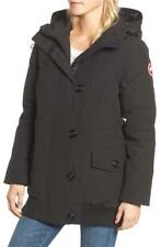 Canada Goose Finnegan Power Down Parka w/ Genuine Shearling Hood Lininng $995 XS