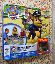 Paw Patrol Beach Rescue Play Mat Game Replacement Parts & Pieces 2014 Spin Mastr